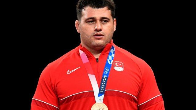 Tokyo 2020 den madalyayla dönen sporcularımız #7
