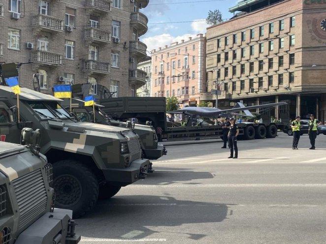 Bayraktar TB2 on the streets of Ukraine #4