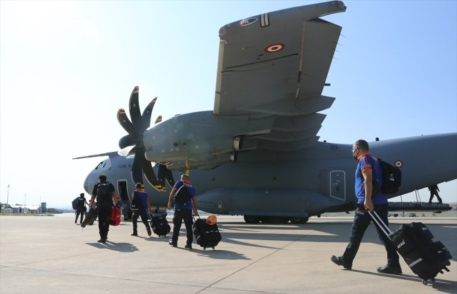 Turkey sends aid to Haiti after earthquake #12