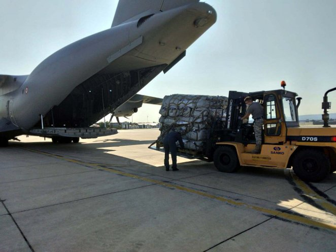 Turkey sends aid to Haiti after earthquake #14