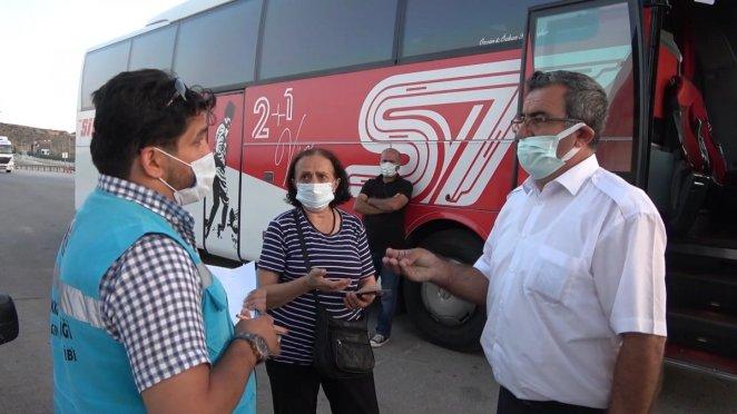 Kırıkkale de HES kodu sorgulamadan otobüse aldı, cezayı yedi #2