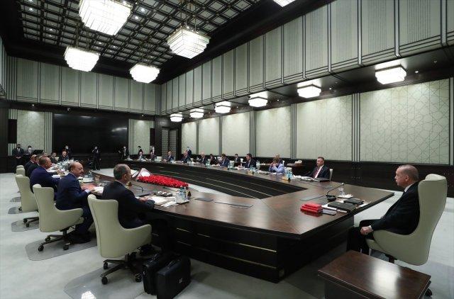 Kabine toplandı: İşte gündeme gelecek konular #3