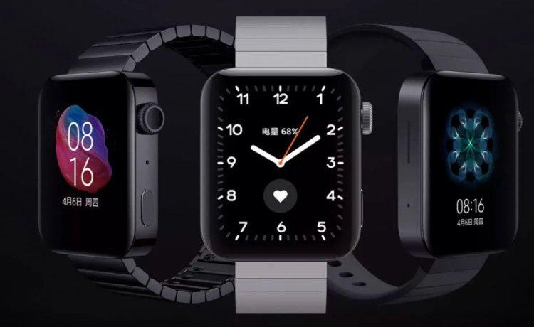 Xiaomi, akıllı saat satışlarında Apple ı geçti #1