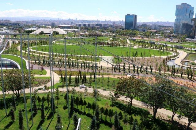 Ankara da Atatürk Kültür Merkezi Millet Bahçesi, 28 Ekim'de açılacak  #6