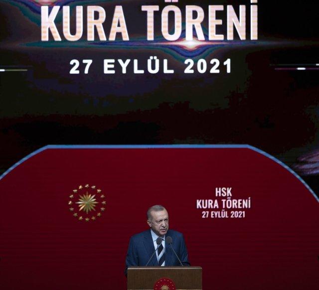Cumhurbaşkanı Erdoğan, hakim ve savcı kura töreninde konuştu  #2