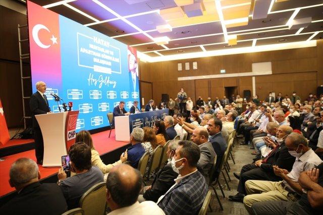 Kemal Kılıçdaroğlu ndan muhtarlara bütçe talebi #2
