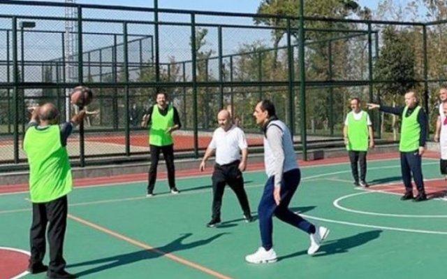 Cumhurbaşkanı Erdoğan sabah sporunda #5