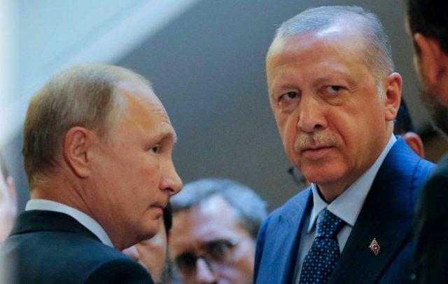 Cumhurbaşkanı Erdoğan ile Putin Soçi de bir araya gelecek #2