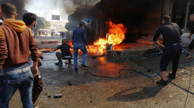 Cerablus ta eş zamanlı bombalı saldırı: 1 ölü 15 yaralı #7