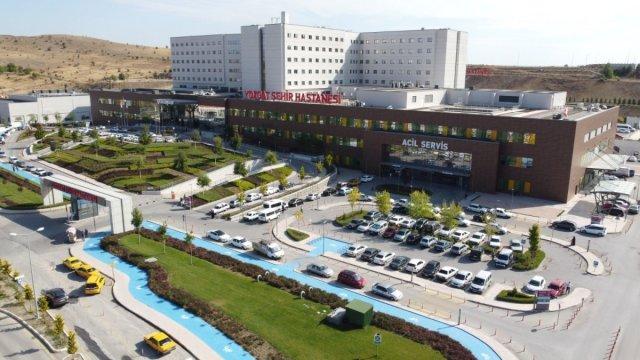 Türkiye'nin sağlık yükü şehir hastanelerinde  #2