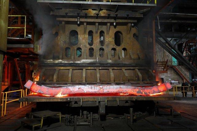 Akkuyu NGS nin reaktör tabanının ham parçası yapıldı #2