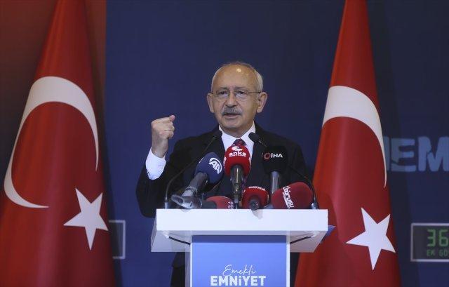 Kemal Kılıçdaroğlu: 3600 ek gösterge için mücadele edeceğiz #1