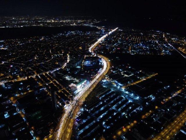 İstanbulluların trafik çilesi bitmiyor #7