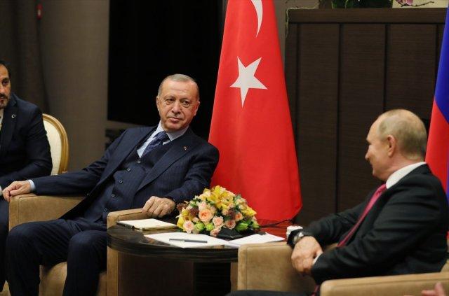 Vladimir Putin: Rusya ve Türkiye ticaret hacmini büyüttü #1