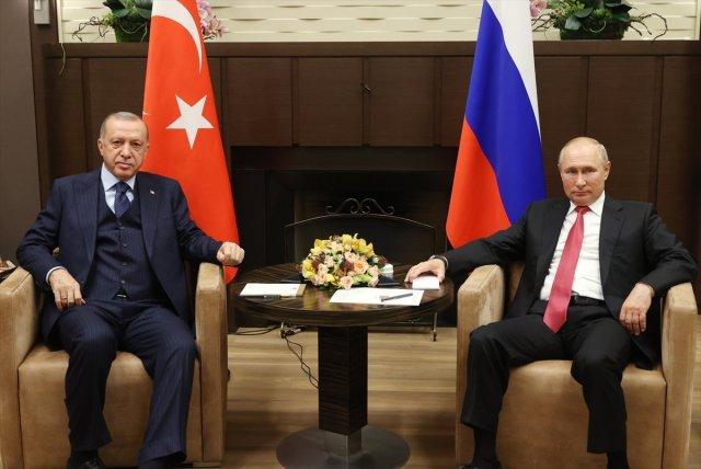 Vladimir Putin: Rusya ve Türkiye ticaret hacmini büyüttü #3
