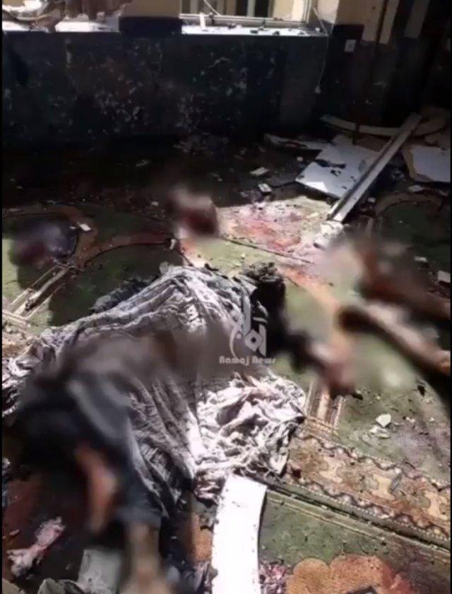 Dışişleri Bakanlığı, Afganistan'da camide meydana gelen bombalı saldırıyı kınadı #6