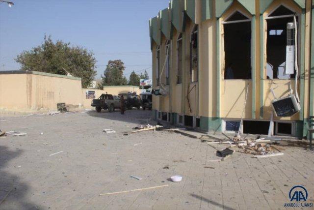 Dışişleri Bakanlığı, Afganistan'da camide meydana gelen bombalı saldırıyı kınadı #2