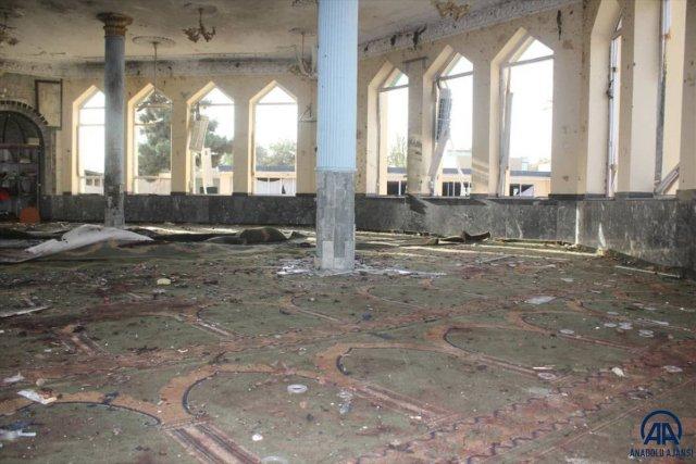 Dışişleri Bakanlığı, Afganistan'da camide meydana gelen bombalı saldırıyı kınadı #4