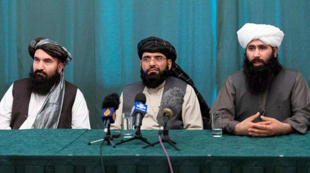 ABD, Taliban yönetimiyle görüşecek #1