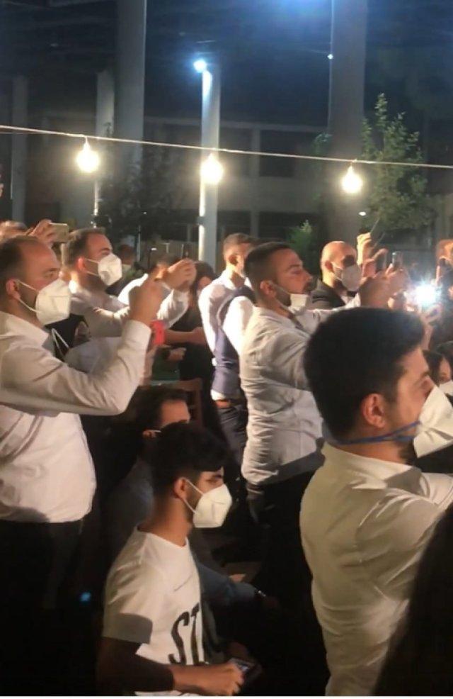Cumhurbaşkanı Erdoğan, Adana da gençlerle buluştu #3