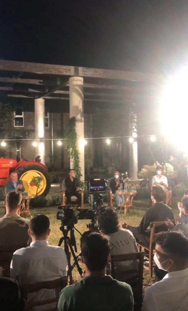 Cumhurbaşkanı Erdoğan, Adana da gençlerle buluştu #2