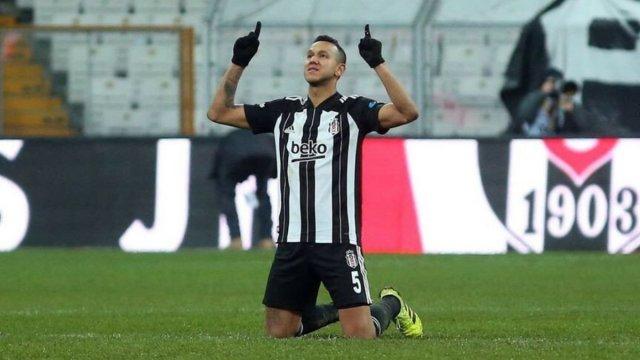 Beşiktaş ta Josef de Souza ya Gremio talip oldu #1