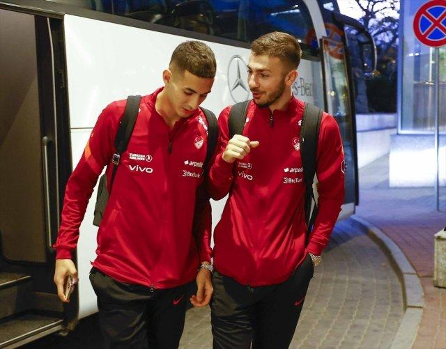 A Milli Futbol Takımı Letonya da #15