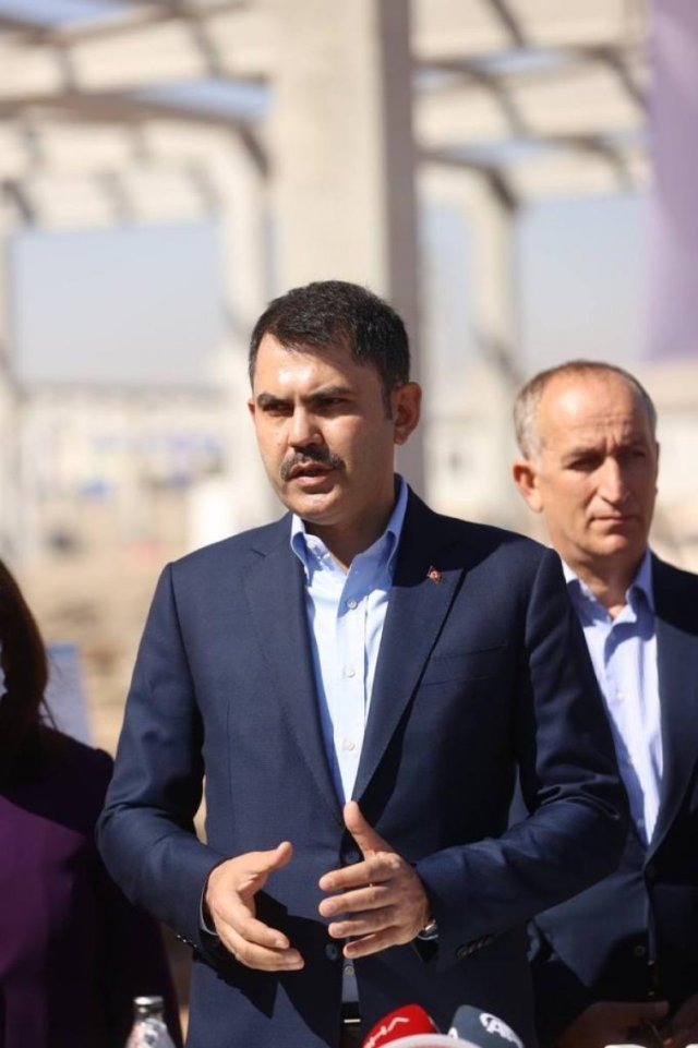 Murat Kurum: Türkiye, iklim dostu sanayi sitelerinin ilk örneği olacak #3