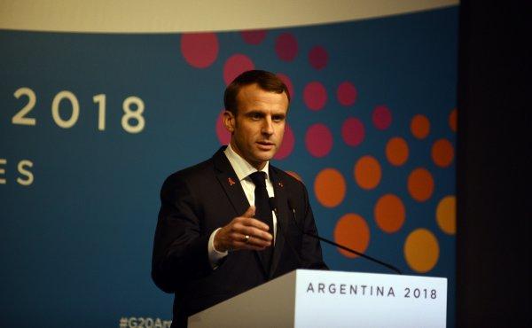 Macron: Suçlular bulunup cezalandırılacak