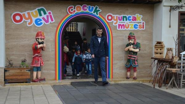 Malatya'da çocuklar için oyuncak müzesi