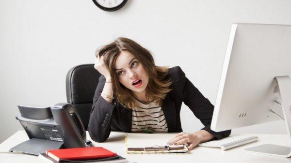 Ofis ortamında çalışmak sorun oluyor
