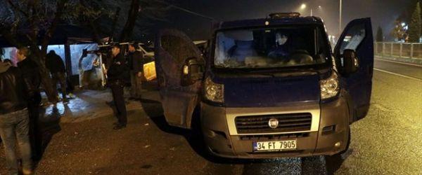 Aydın'da şüphelenilen zırhlı araçtan pompalı tüfek çıktı