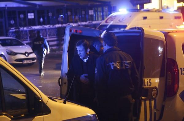 Başkent'te kavga: 1 ölü, 7 yaralı