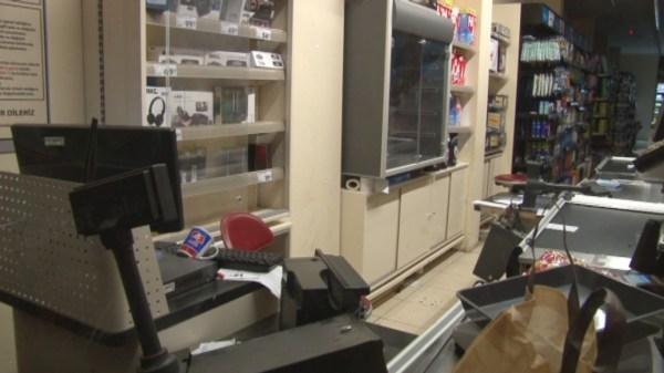 Maltepe'de 30 bin liralık soygun kamerada