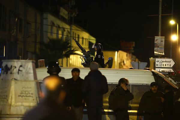 BM'den Tunus'taki göstericilere sükunet çağrısı
