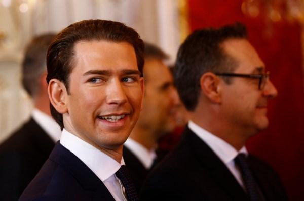 Avusturya'nın koalisyon sözleşmesine Türkiye de girdi