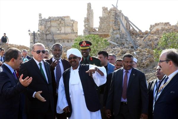 Cumhurbaşkanı Erdoğan'dan Sevakin Adası çağrısı