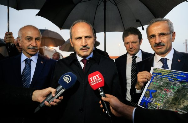 İzmir- İstanbul otoyolunun bir etabı daha açılıyor