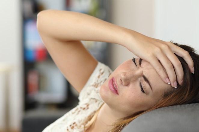 4 hairstyles that can cause a headache #5
