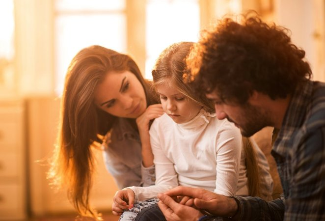 Important warning from the expert to parents in the divorce process #2