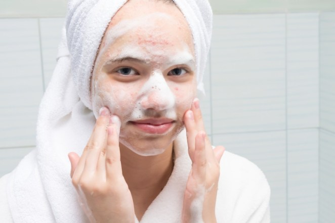 Points to consider in acne treatment #1