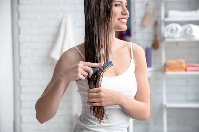 9 common mistakes when using hair care products #1