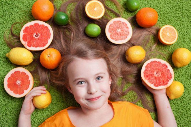 Formulas of strong immunity in children #2