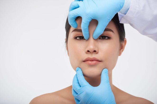 Aim to beautify in rhinoplasty #1