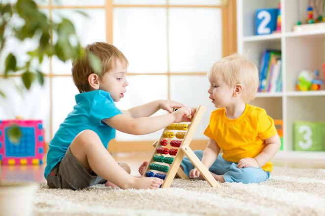Children express their feelings better with games #3