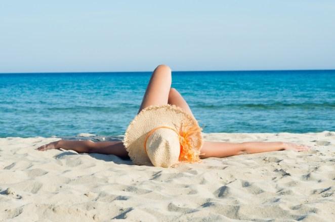 Tips for healthy sunbathing #2
