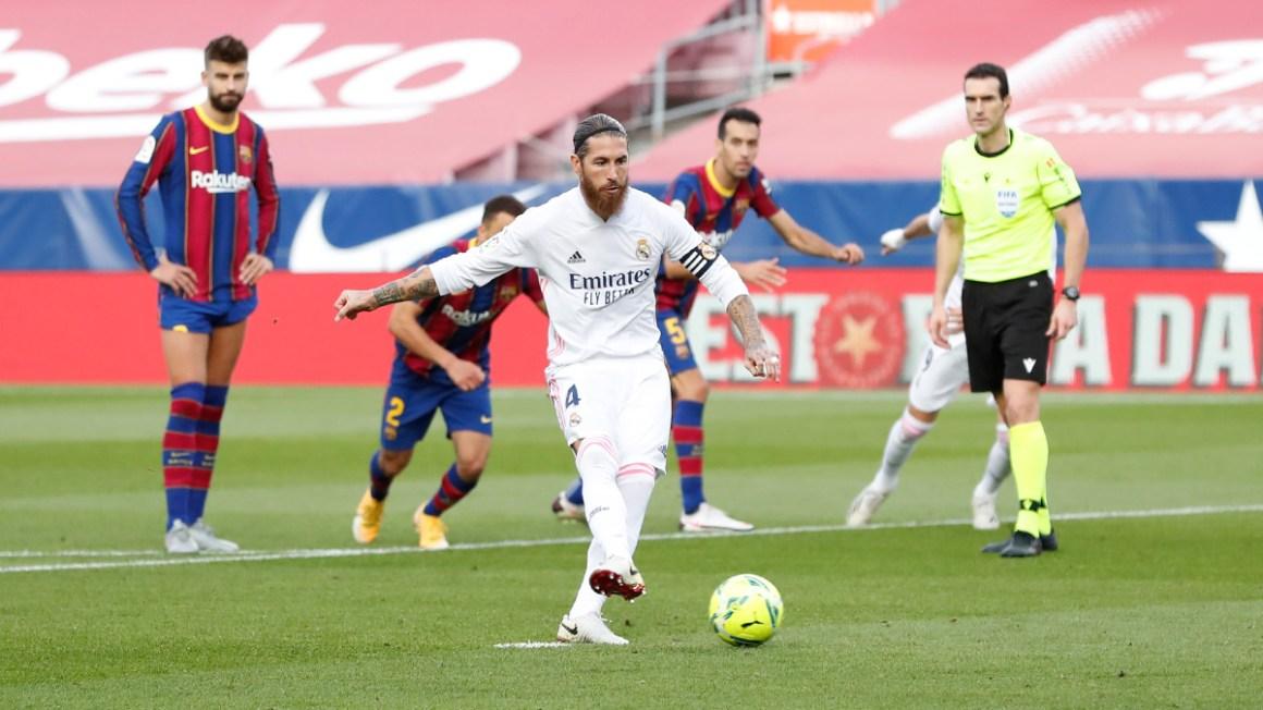 Sergio Ramos leads Real Madrid to 3-1 El Clasico win at Barcelona -  Football Espana