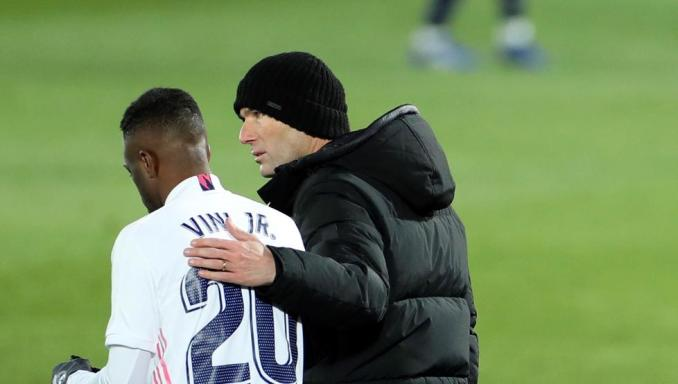 Vinicius left out in the cold as Zidane looks to build a close-knit team at Real Madrid - Football Espana
