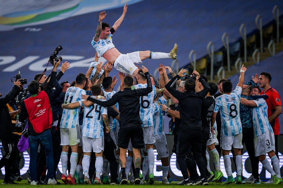Argentina predicted lineup vs Venezuela
