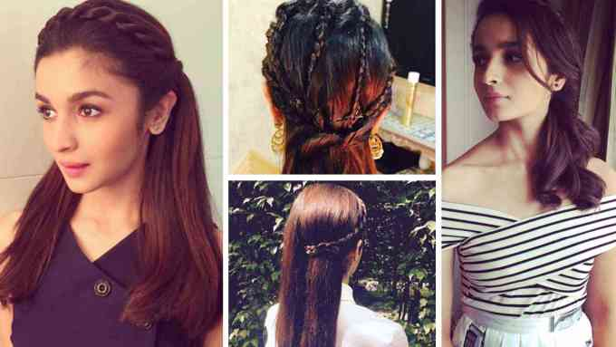 bollywood actress alia bhatt inspired hairstyles for short